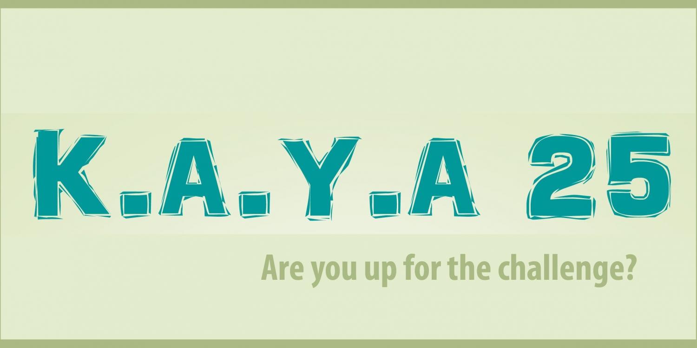 KAYA 25 poster