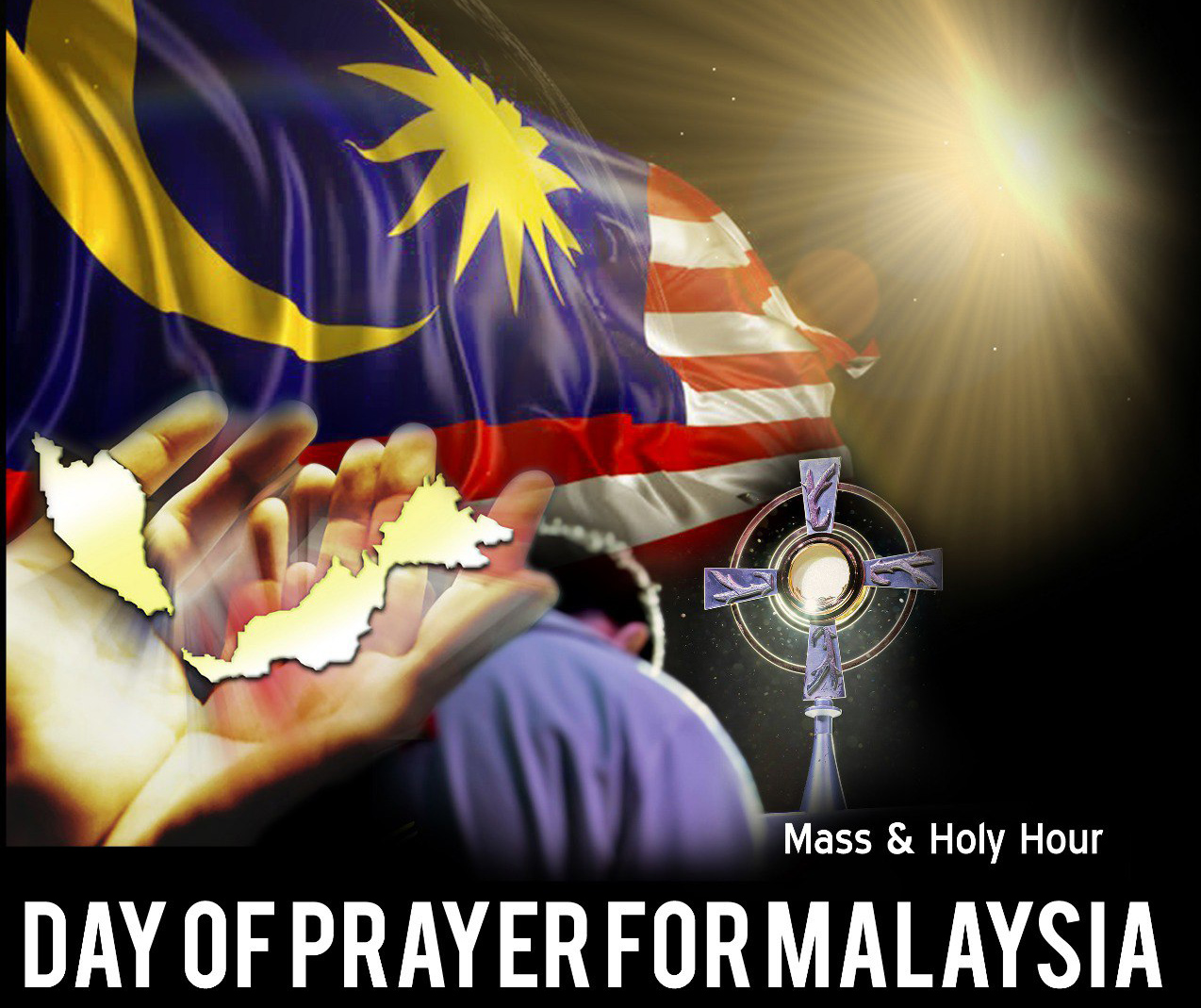 Day of prayer for Msia THUMB